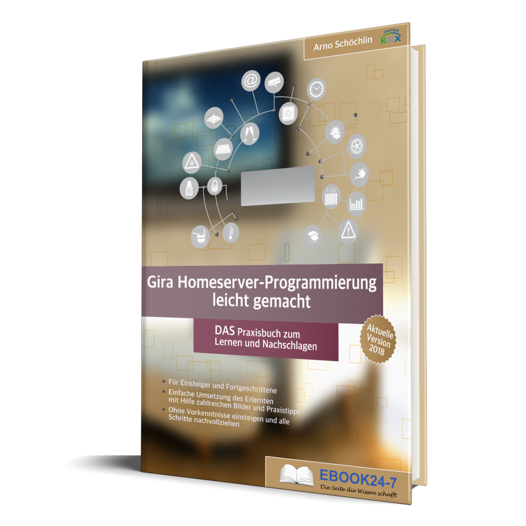 Gira Homeserver-Programmierung leicht gemacht