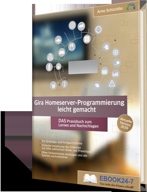 Gira HomeServer 2020